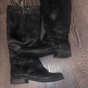 G By Guess tall black boots